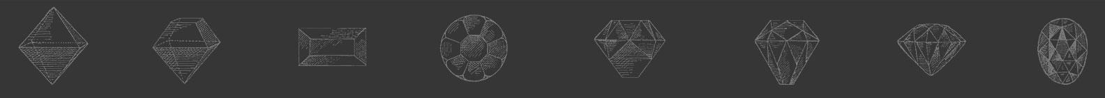 Altschliffdiamanten